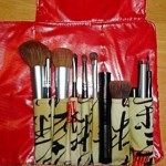 Makeup Brush Roll – DIY