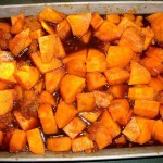 Drunken Sweet Potato Recipe