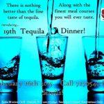 Solea Tequila Tasting Dinner – February 2015