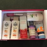Walmart Beauty Box – Spring 2017