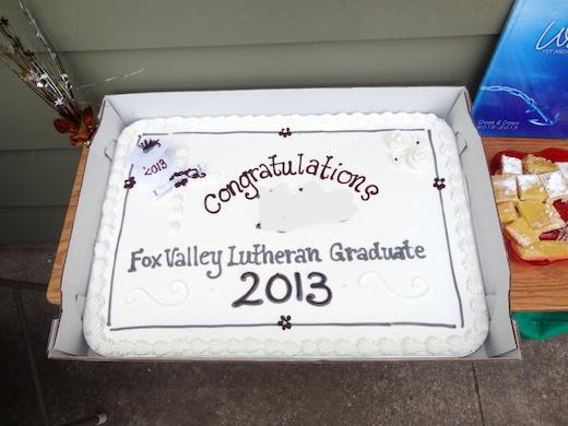 Graduation - Cake