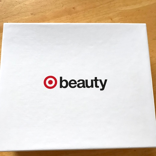 Target Beauty Box March 2018 - Outside