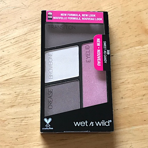 Target Beauty Box March 2018 - Wet & Wild Eyeshadow